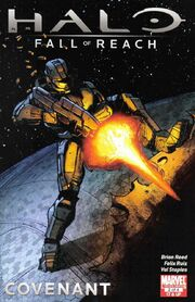 Halo fall of reach covenant parte 2