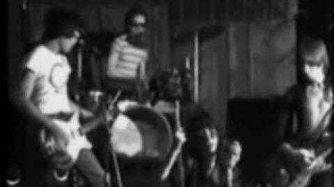 The Ramones, live in CBGB - 1974