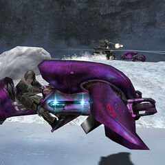 Ghost in Halo CE