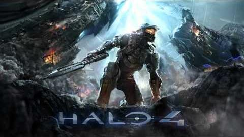 Halo 4 Animated Key Art