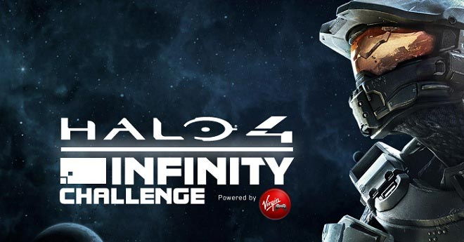 Halo 4 infinity challenge prizes for games