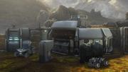 Halo 4 Karte Daybreak