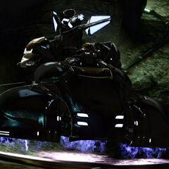 Un Wraith in Halo 4