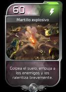 Blitz - Desterrados - Decimus - Poder - Martillo explosivo