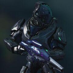 Armatura sbloccabile nel Multiplayer di Halo: Reach