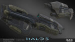 H5G Render AssaultRifle-ProjectionSight2
