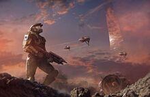 HM-Batalla de Alfa Halo