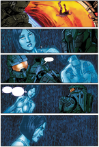 Cortana en Halo Escalation