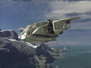 D77H-TCI Pelican Gunship