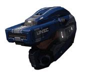 Halo 4 Scanner Helm