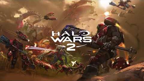 Halo Wars 2 Awakening the Nightmare OST - Corroded