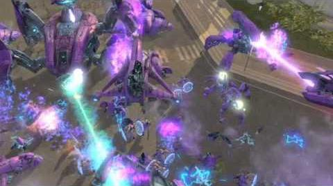 Halo Wars Vidoc 1 - Halo Times Ten
