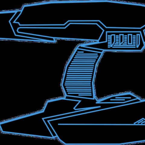Eine Blaupause des Typ-25 Plasmagewehr
