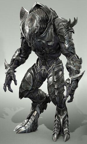 Arbiter armor