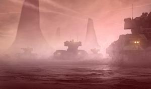 Assault on the Covenant Landing Zones