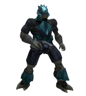 Brute Soldato Minore Halo 3