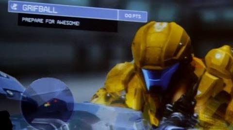 DerPete/Halo 4: Grifball auf der PAX
