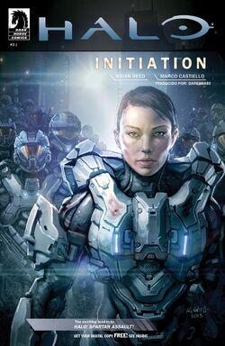 Halo Initiation Parte 3 Pagina 1