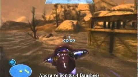 """Halo Reach - 4 Banshees secretos en """"El Paquete"""""""