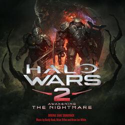 Halo Wars 2 Awakening the Nightmare Original Soundtrack