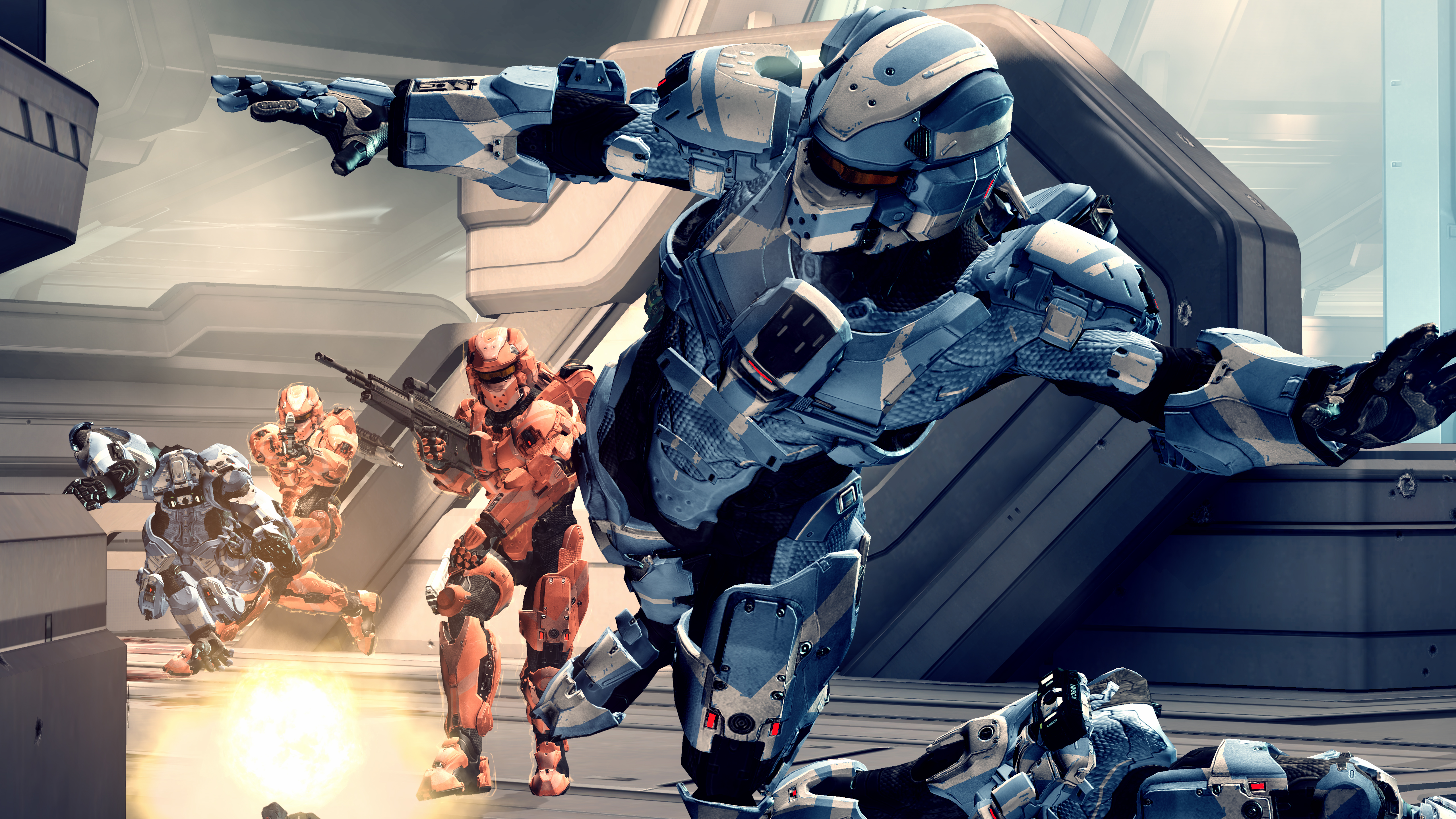 How to get matchmaking on halo 4