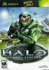 Halo Combat Evolved - Xbox Cover