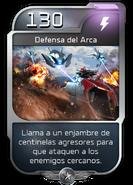 Blitz - UNSC - Profesora Anders - Poder - Defensa del arca