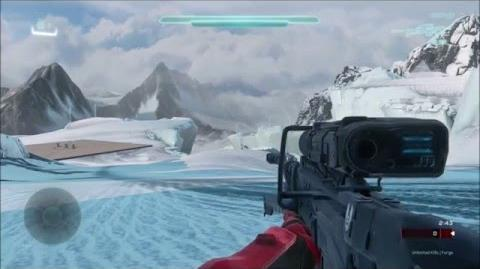H5 Sniper Rifle Animations
