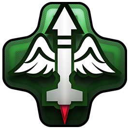 Halo 5 Medalla - Santo Cohete