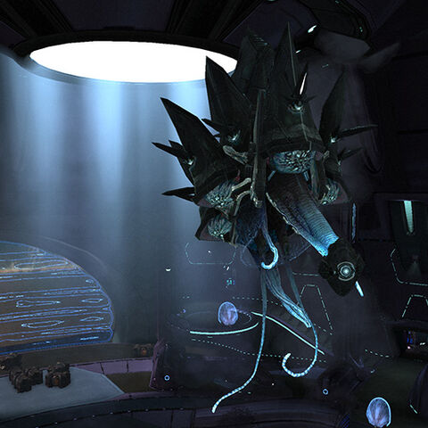 Un Huragok in Halo: Reach