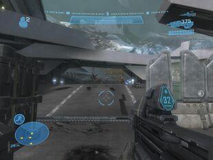 Gameplay Rifle de Asalto HR