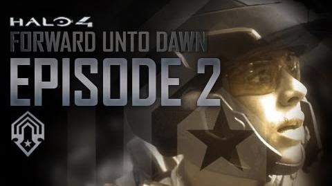Chief-tain/Zweite Episode von Halo4: Forward Unto Dawn