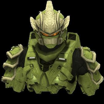 Hayabusa Powered Assault Armor Halo Alpha Fandom