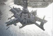 Ascensor Espacial 001
