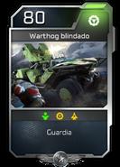 Blitz - UNSC - Isabel - Unidad - Warthog blidado