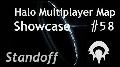 Halo Multiplayer Maps - Halo 3 Standoff