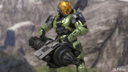 MJOLNIR Mk.VI Powered Assault Armor (EVA)