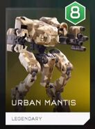 Mantis Urban H5G