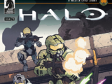 Halo: Collateral Damage Issue 1
