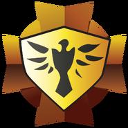 H3 Medal Skyjacker