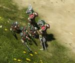 HW2 Bloodfuel Grunts in-game