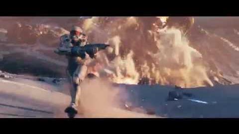 Halo 5 Guardians - Cinemática de Abertura