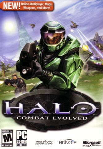 Archivo:Halo Combat Evolved box art (PC).jpg