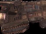 M9 Main Anti-Aircraft Tank