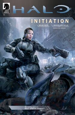 Halo Initiation Parte 1 Pagina 1