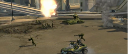 Halo Wars Arcadia-Vorort