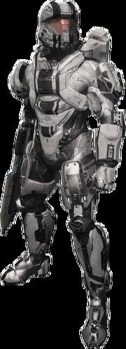 MJOLNIR Recruit Armor