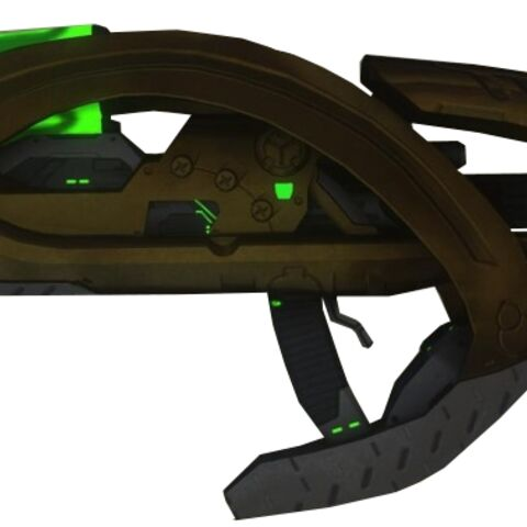 Eine Version der Typ-33 Flakkanone aus Halo 3