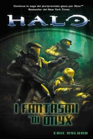 Fantasmi di Onyx copertina