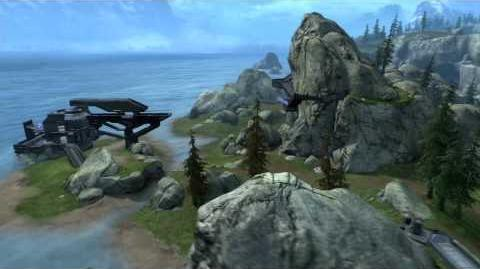 Halo Reach VidDoc Forge World